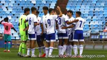El Zaragoza juvenil busca una carambola de campeonato - El Periódico de Aragón