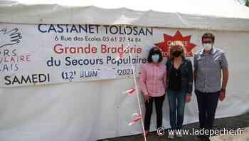 Secours populaire de Castanet-Tolosan : une braderie tant attendue - ladepeche.fr