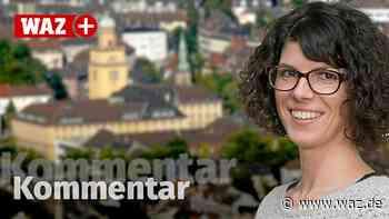 Das Jugendamt Witten hätte besser hinschauen müssen - Westdeutsche Allgemeine Zeitung