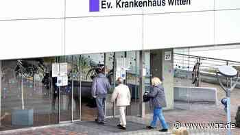 Besuche im Ev. Krankenhaus Witten ohne Anmeldung möglich - Westdeutsche Allgemeine Zeitung