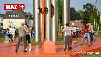 """Tolle Idee"": Tango-Tanz am Saalbau in Witten kommt gut an - WAZ News"