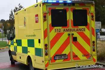 Bromfietsster uit Zoutleeuw gewond bij val - Het Belang van Limburg