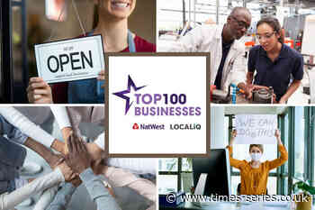 Last chance to enter Barnet Times' search for region's 100 top businesses - Times Series
