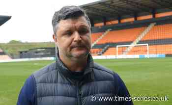 Simon Bassey leaves Barnet for Portsmouth job | Times Series - Times Series
