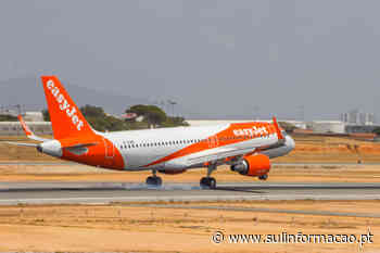 Easyjet inaugura base no Aeroporto de Faro - Sul Informacao