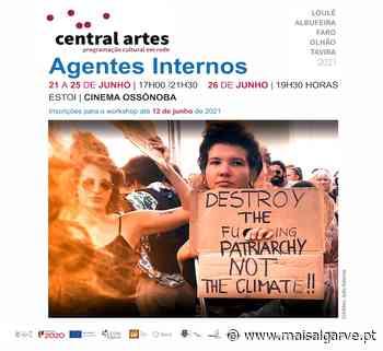 """Faro   """"Agentes Internos"""" Nova criação de Ana Borralho & João Galante - Mais Algarve"""