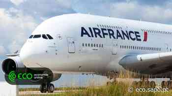 Air France retoma voos de Paris para Faro - ECO Economia Online