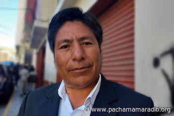 El Collao: dirigentes de Ilave anuncian plantón exigiendo informes sobre proyecto de agua - Pachamama radio 850 AM