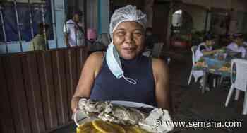En la cocina de Ligia Pacheco se prepara el plato de ajicero más famoso de Inírida - Semana