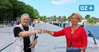 Lauterbach auf Rügen: Wie der neue Hafen jetzt aussieht - Ostsee Zeitung