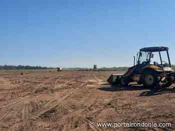 Adequação das faixas da pista do Aeroporto de Cacoal vai permitir operacionalização por instrumentos - Portal Rondonia