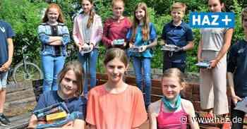 Barsinghausen: Hannah-Arendt-Gymnasium zeichnet Sieger des Känguru-Wettbewerbs aus - Hannoversche Allgemeine