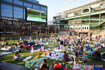 You can watch free movie screenings beside Wrigley Field this summer - Time Out Chicago