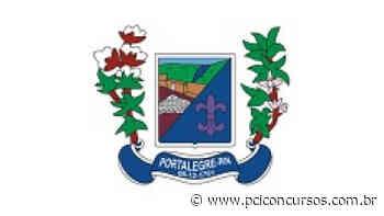 Prefeitura de Portalegre - RN prorroga inscrições de Processo Seletivo para médico - PCI Concursos