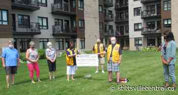 Dog Guides Program benefits from funds raised by Wellings of Stittsville and Stittsville Lions - StittsvilleCentral.ca