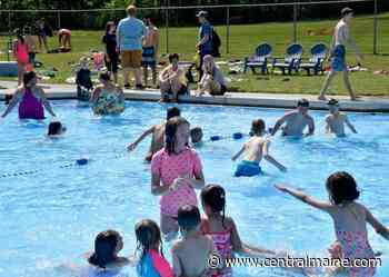 Waterville pool fees to increase this year, but residents will not pay for use of slides - Kennebec Journal and Morning Sentinel