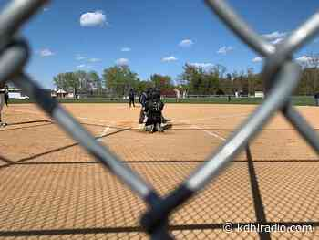 Waterville-Elysian-Morristown Softball One Win From State - kdhlradio.com