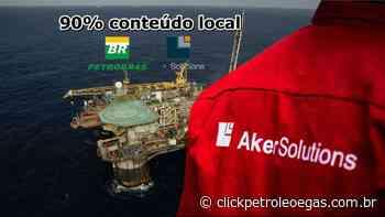 Aker Solutions, de Rio das Ostras, garante com a Petrobras contrato de 3 anos para serviços de subsea e 90... - CPG Click Petroleo e Gas