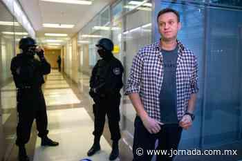 Declaran a fundación de Navalny en Rusia como organización extremista - La Jornada