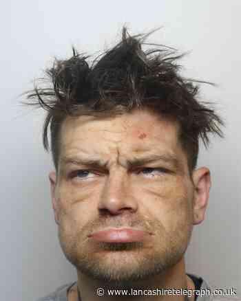 Comical mugshot of a gurning burglar prompts comparisons to comic legend Les Dawson