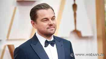 Edle Geste: Wofür Leonardo DiCaprio gerade 43 Millionen Dollar ausgibt - watson