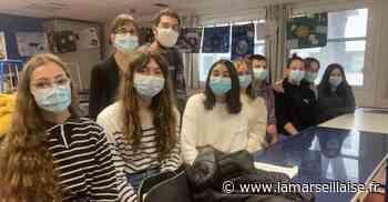 Gardanne : après trois ans de sciences au collège, la finale d'un concours national - Journal La Marseillaise