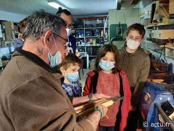 A Grandvilliers, l'association Outil en main veut transmettre le savoir-faire des métiers manuels - actu.fr