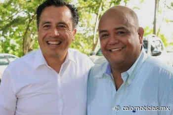"""Por mas que intenten minimizar los resultados!!!Cuitláhuac García y Eric Cisneros se la metieron """"Doblada"""" al PRI/PAN/PRD en Veracruz. - Calor Noticias"""