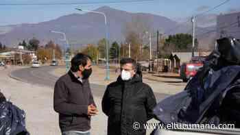 Cisneros promovió la inclusión de Tafí del Valle en el proyecto de Zonas Frías - el tucumano