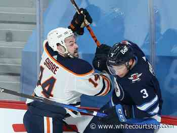 Bottom-six forward Devin Shore will be back with Oilers - Whitecourt Star