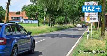 B 188 zwischen Uetze und Burgdorf wird sechs Wochen gesperrt - Hannoversche Allgemeine