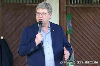 Dirk Rentz ist CDU-Bürgermeisterkandidat für die Gemeinde Uetze - AltkreisBlitz