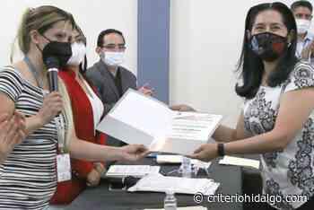 Acreditan la victoria de Elvia Sierra - Criterio Hidalgo