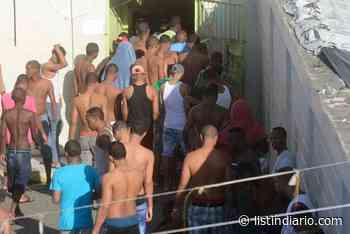 Se retrasa salida de reclusos en la cárcel La Victoria - Listín Diario