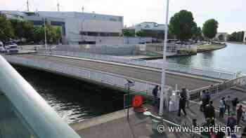 Saint-Denis : grâce aux JO, bientôt une passerelle pour piétons et vélos face au Stade de France ? - Le Parisien
