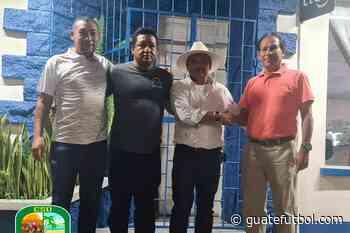 La Nueva Concepción ratifica a su cuerpo técnico - Guatefutbol.com