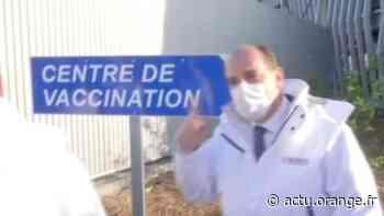 "Jean Castex: ""Même à Rungis, on vaccine !"" - Actu Orange"