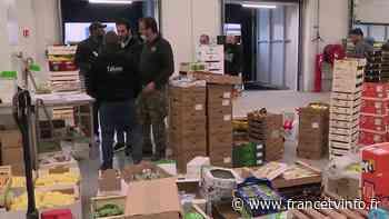 Déconfinement : le marché de Rungis s'anime à nouveau - Franceinfo