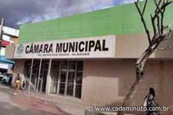 Câmara de Palmeira suspende sessões e fecha gabinetes de vereadores após casos de Covid-19 - Cada Minuto