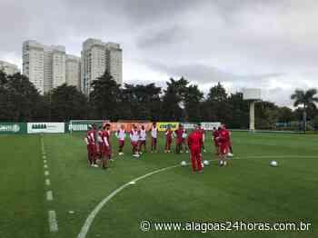 CRB encara Palmeira para avançar na Copa do Brasil - Alagoas 24 Horas