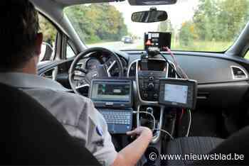 Vijf bestuurders moeten onmiddellijk rijbewijs afgeven bij verkeersactie
