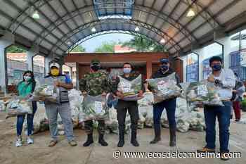 Cifra histórica: $62 millones de pesos lograron vender campesinos de Santa Isabel en mercado campesino del Tolima - Ecos del Combeima