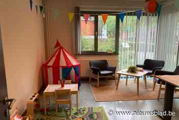 Huis van het kind opent pop-up op welzijnssite Ten Hove - Het Nieuwsblad