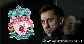 Gary Neville slams Liverpool's ESL punishment by Premier League