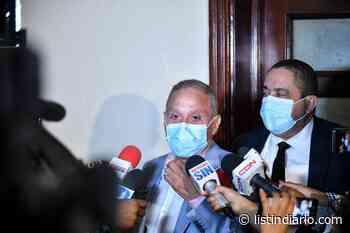 Ángel Rondón dice que quiere ver a Jean Alain Rodríguez en los tribunales y no muerto - Listín Diario