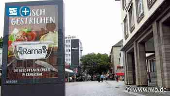 Wilnsdorf: Kein generelles Verbot für Werbetafeln - Westfalenpost
