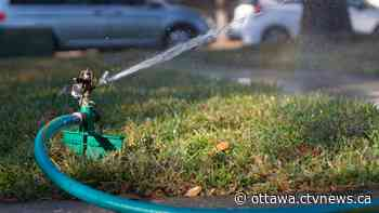 City of Gatineau asking residents to conserve water during heat wave - CTV News Ottawa