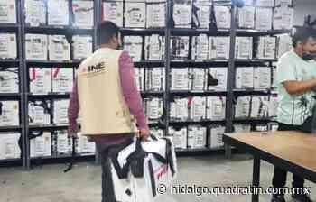 Recontarán 21 paquetes electorales en Ixmiquilpan - Quadratín Hidalgo