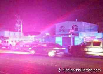 Reportan balacera en la vía Ixmiquilpan-El Tephé - La Silla Rota