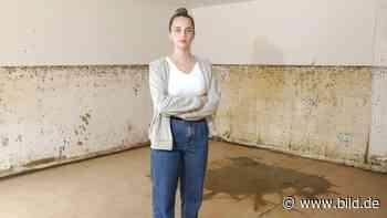 Hennef: Schlammwelle nach Unwetter: Leonie hat nur noch drei Tassen - BILD